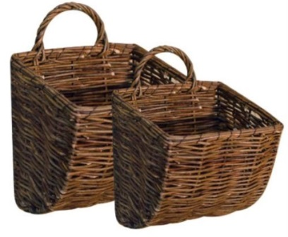 Willow Basket - Set of 2