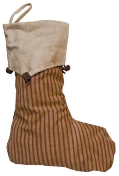 Rustic Stocking - 16 Inch