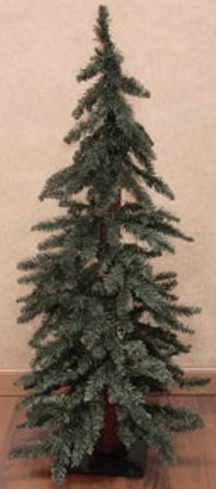 Downswept Alpine Tree - 4 Foot-Downswept Alpine Tree - 4 Foot