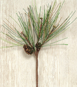 Long Needle Pine Spray-Long Needle Pine Spray