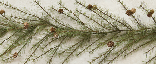 Cypress Pine Garland - 6ft-Cypress Pine Garland - 6ft
