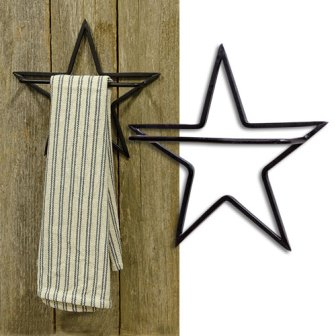 Star Towel Holder-Star Towel Holder
