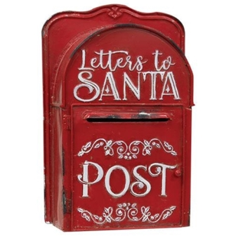Letters to Santa Post Box-Letters to Santa Post Box