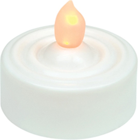 Battery Operated Tea Light Pack-Battery Operated Tea Light