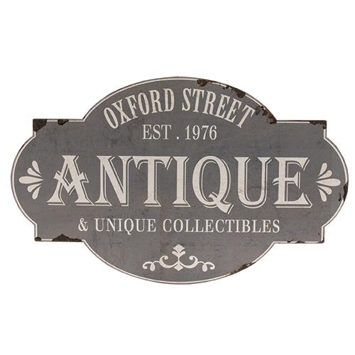 Oxford Street Antique Sign-Oxford Street Antique Sign