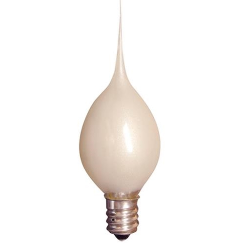 Champagne Silicone Light Bulb - 4 Watt-Champagne Silicone Light Bulb - 4 Watt