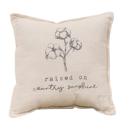Country Sunshine Pillow-Country Sunshine Pillow