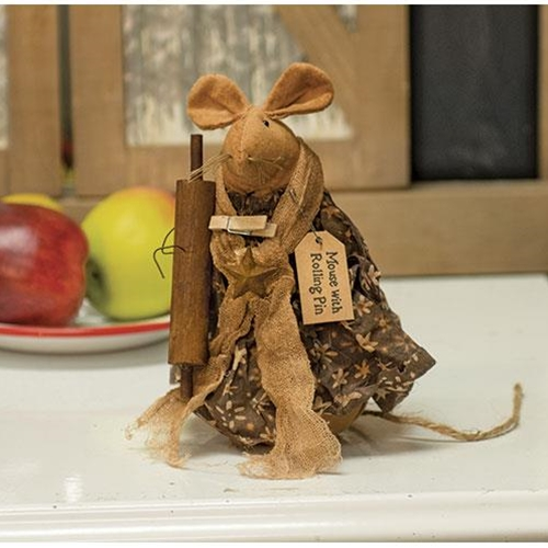 Rolling Pin Mouse-Rolling Pin Mouse