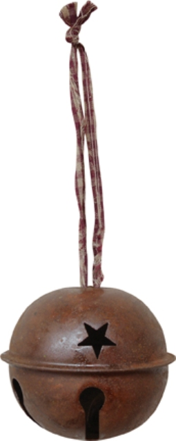 Rusty Country Bell - 3 Inch-Rusty Country Bell - 3 Inch
